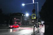 Osvetlenie už dostalo niekoľko priechodov pri základných školách.