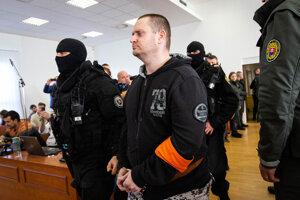 Súd povedal, že Marček už nemusí byť na pojednávaní.