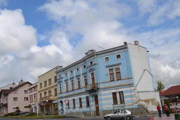 Budova Face clubu v Spišskej Belej.