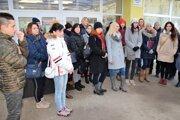 V štrajku bolo na konci minulého týždňa 26 zamestnancov školy.