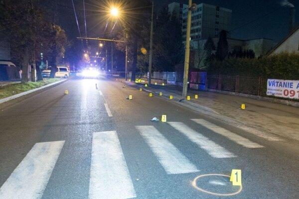 Vyšetrovanie nehody ešte stále prebieha.