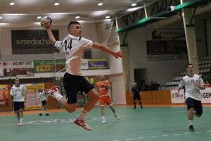 Mladý mládežnícky reprezentant v drese Štartu Tomáš Dévai streli Košiciam 8 gólov.