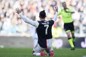 Cristiano Ronaldo vyrovnal klubový rekord v počte strelených gólov v sérii.