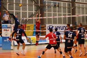 Prešovskí volejbalisti si počas uplynulého víkendu na svoje konto pripísali výhru a prehru.