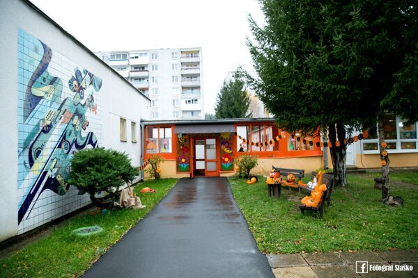 MŠ Palárikovu chce mesto zrekonštruovať z eurofondov.