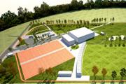 Areál voľného času Vojenský dvor