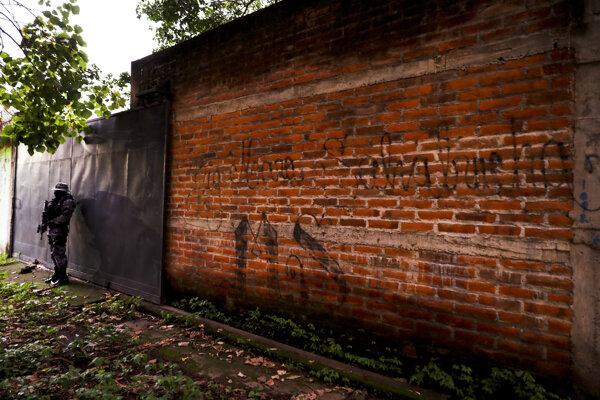 Salvádor nie je bezpečná krajina, hrozbou nie sú len gangy, ale aj bezpečnostné zložky štátu.