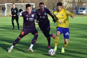 Futbalisti FC Košice v derby trápili favorita z Michaloviec, napokon mu podľahli 0:2.