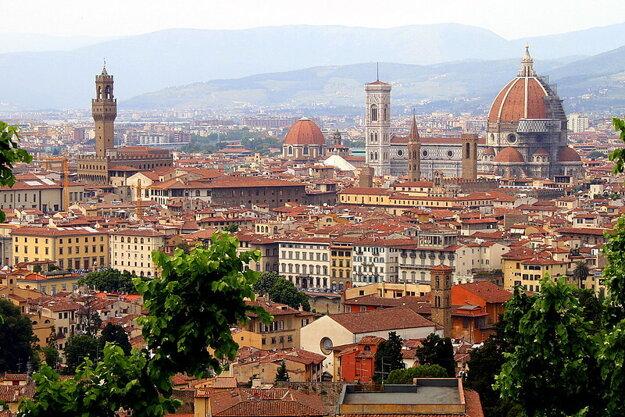 Florencia, Taliansko.