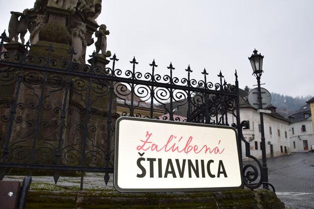 Zaľúbená Štiavnica.