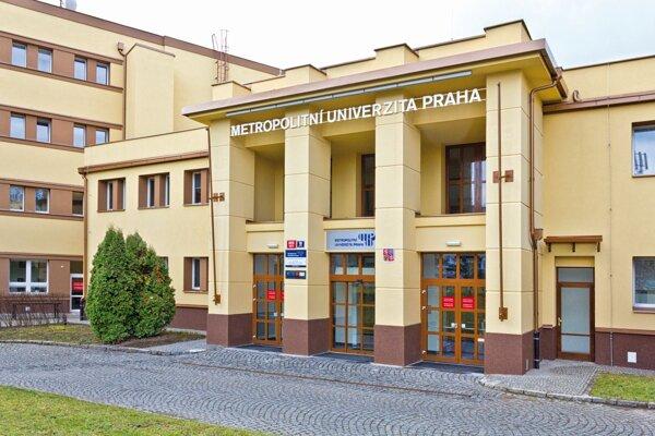 Metropolitná univerzita Praha
