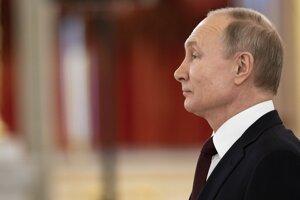 Valdimir Putin.