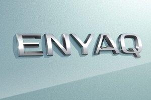 Elektrické SUV od Škody sa bude volať Enyaq.