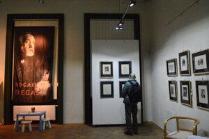 Diela impresionistov vystavuje Východoslovenské múzeum.