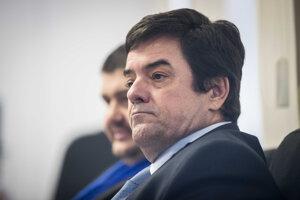 Marian Kočner na súde v kauze zmenky.