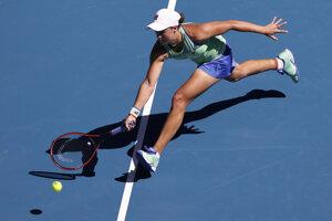Austrálska tenistka Ashleigh Bartyová.