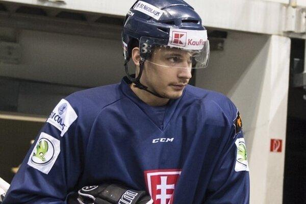 Eduard Šimun si v minulosti zahral aj za slovenskú reprezentáciu.