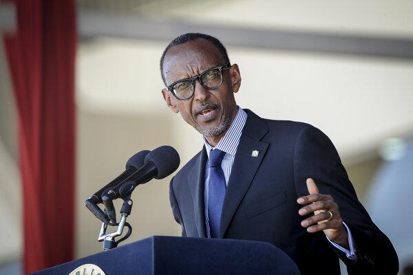 Prezident Rwandy Paul Kagame.