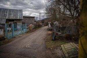 Na tejto ceste sa Ján Kuciak ako malý hrával hokejbal, tvrdia jeho rodičia.