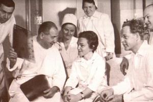 Daniel Petelen s kolegami.