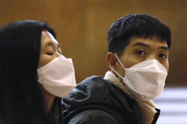 Počet nakazených v Južnej Kórei rastie.