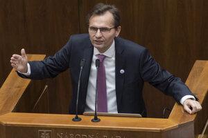 Nezaradený poslanec NR SR Ľubomír Galko.