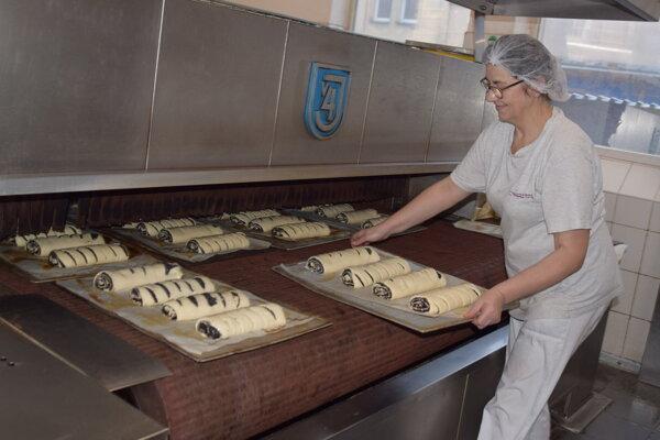 V Kysuckých pekárňach Vilija sa pracuje 365 dní vkuse.