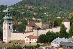 Banská Štiavnica - Starý hrad