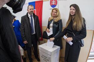 V Pezinku má odvolené už aj prezidentka Čaputová.
