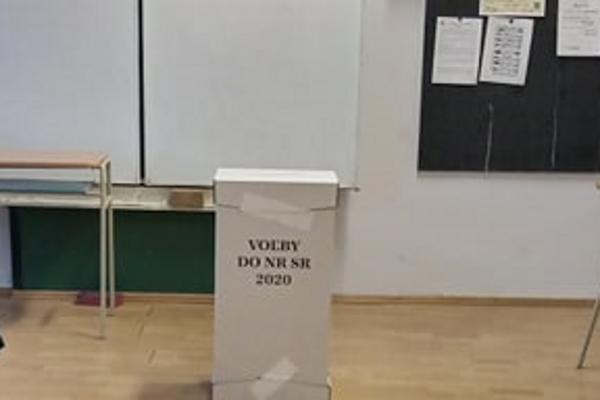 Voľby 2020 v Košiciach.
