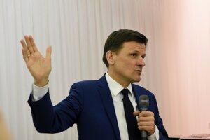Voľby 2020: Líder KDH Alojz Hlina prijal výsledok volieb.