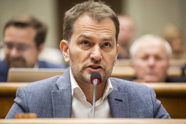 Voľby 2020: Matovič má v parlamente najviac poslancov.