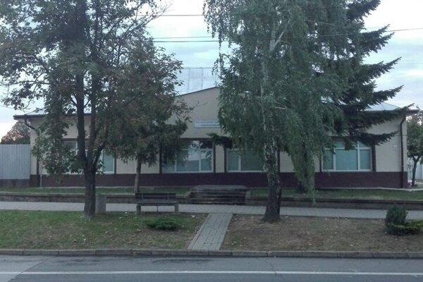 Budova dnes už bývalého elokovaného pracoviska v Sečovciach.