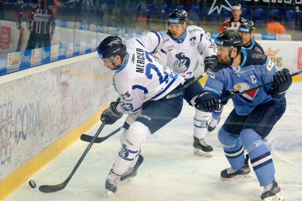 Popradčania doma rozobrali Slovan.