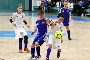 Halovú sezónu mládeže ukončí turnaj detí do 9 rokov.