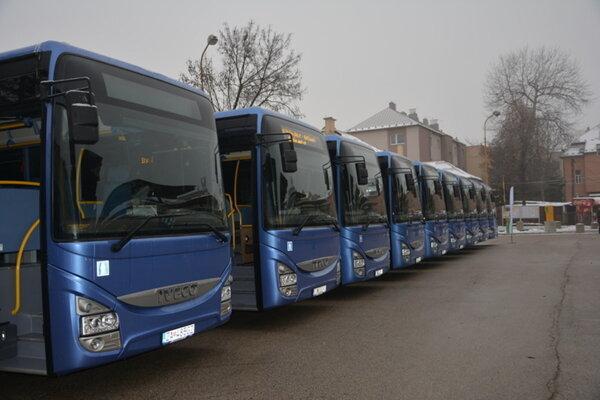 Autobusy v Čadci budú dezinfikovať budúci týždeň.