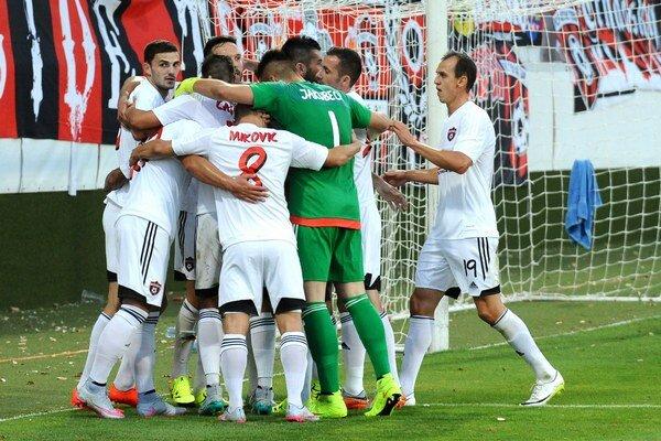 Spartakovci zaznamenali prvú výhru v sezóne.