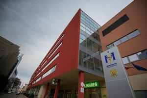 Bratislavská Nemocnica svätého Michala.
