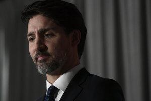 Kanadský premiér Justin Trudeau.