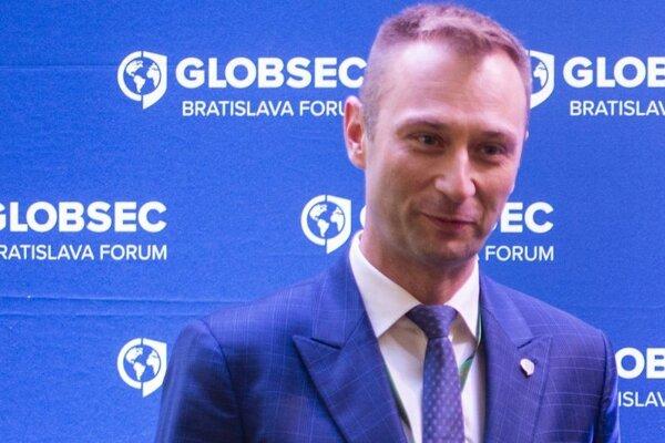 Prezident Medzinárodnej bezpečnostnej konferencie Globsec Róbert Vass.