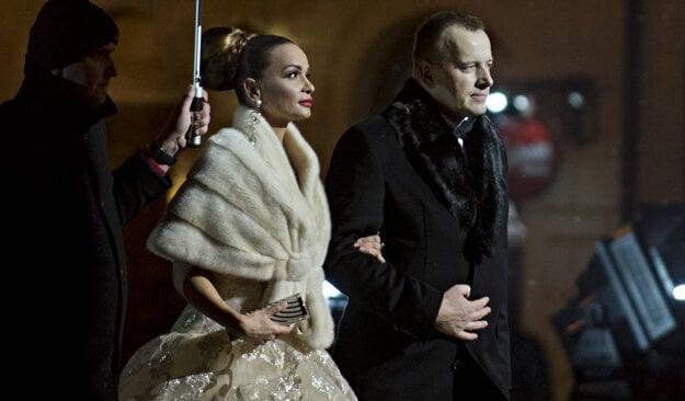 S Andreou Heringhovou má Kollár dve deti.