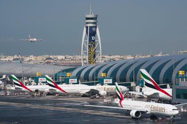 Letisko v Dubaji