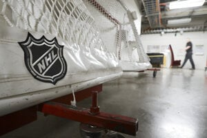 NHL - ilustračná fotografia.