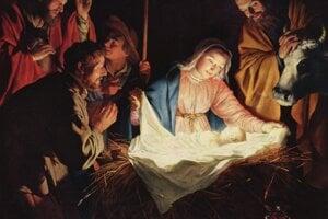 Narodenie Ježiša Krista.