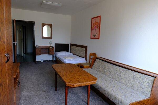 Internát a hotel pri Hotelovej akadémii v Košiciach už prešiel dezinfekciou.