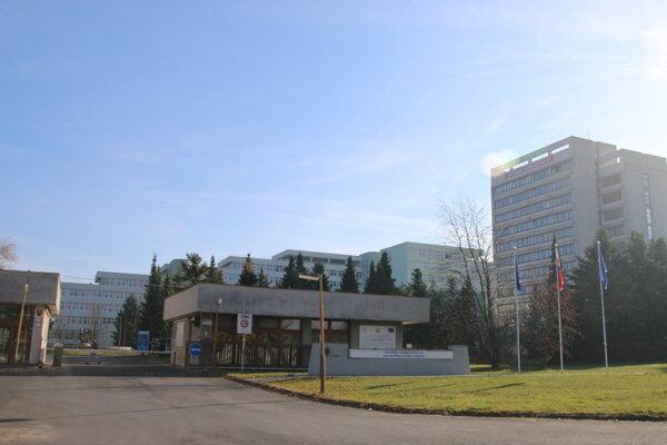 Akadémia ozbrojených síl v Demänovej.