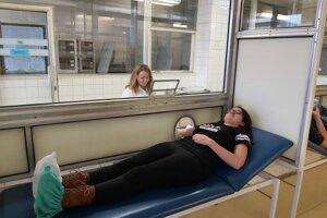 Darcovia krvi prichádzajú v oveľa menšom počte.
