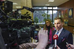 Šéf úradu pre verejné obstarávanie Miroslav Hlivák.