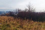 Jeden z pozemkov, ktoré vlastnilo ministerstvo obrany v Martine.