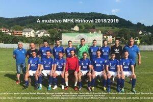 Hriňovčania v sezóne 2018/2019